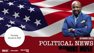 Mike Muse Political News 1/4/18