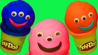 Сборник Learn colors Учим цвета с шариками Песня про шарики Открываем Сюрприз Шоколадные Яйца Киндер