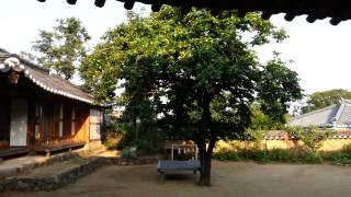 preview picture of video '나주 도래마을 이른 아침, 면사무소 안내방송'