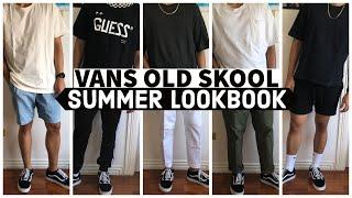 How to Style Vans Old Skools For the Summer | Vans Old Skool Summer Lookbook