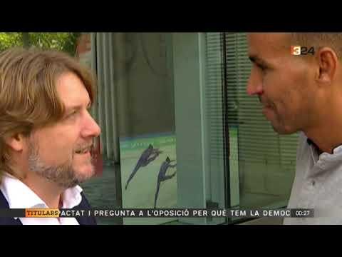 Presentación por TV3