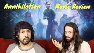 ANNIHILATION   MOVIE REVIEW!!! (Reasons To See)