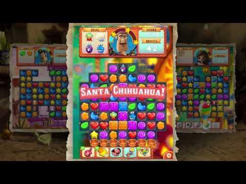 Vidéo Book of Life: Sugar Smash