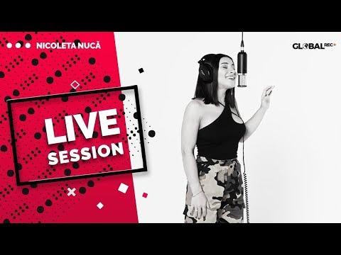 GlobalREC. & Nicoleta Nuca – Suflet nebun Video