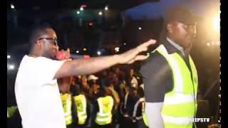 ICE PRINCE LIVE PERFORMANCE AT JOS CARNIVAL