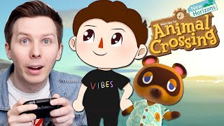 Social Distancing With Animal Crossing!