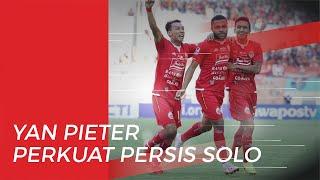Mantan Pemain Persija Jakarta, Yan Pieter Perkuat Persis Solo untuk Musim 2020