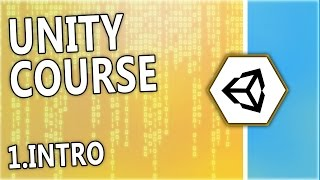 Learn Unity & C# - [1] Introduction & Unity Software - A free beginner course by N3K