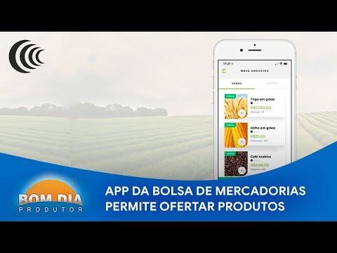 Aplicativo permite agricultor ofertar produtos
