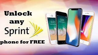 Unlock Sprint Mobile Phone - How To Unlock Any Sprint Phone Free