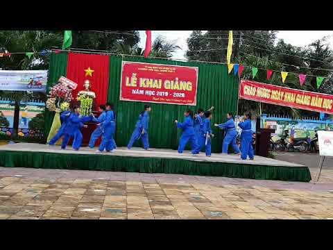 Múa : Võ Việt đạo Vovinam