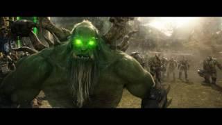 Чернорук обретает силу скверны. Варкрафт. Warcraft 2016