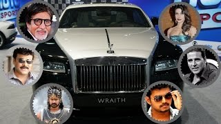 Famous Rolls Royce Owners in India