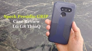 Speck Presidio Grip Case Review LG G8 ThinQ