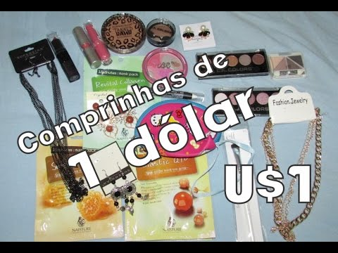 Download Comprinhas De 1 Dólar U$1 HD Mp4 3GP Video and MP3