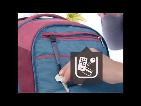 Видео о Рюкзак Deuter Giga midnight-navy 3821020 3365