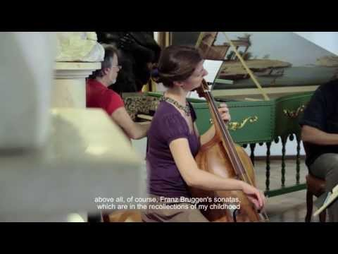 HAENDEL 'S RECORDER SONATAS - PROMO VIDEO - Festa Rustica (SUB. ENG.)