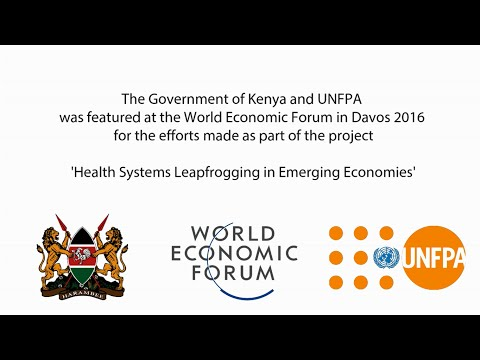 Leapfrogging reproductive, maternal and child health in Kenya