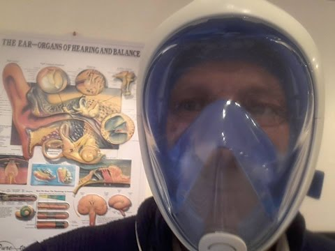 Tribord Easybreath Snorkeling Mask review
