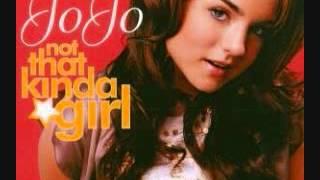 JoJo- Not That Kinda Girl (Lyrics)
