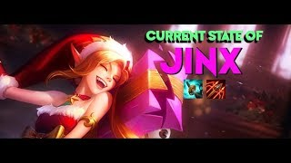 The Current State of Jinx in Patch 8.16! NEW Builds/Runes