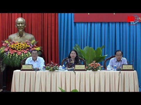 Hội nghị lần thứ 11 Ban Chấp hành Đảng bộ tỉnh khóa X