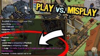 PLAY Vs. MISPLAY | Town Of Salem Ranked Game