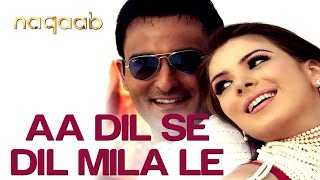 Aa Dil Se Dil Mila Le - Naqaab | Akshaye Khanna   - YouTube