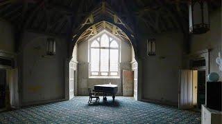 Abandoned 3 Million Dollar Gothic Mansion!!