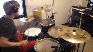 Just Say Jesus - 7eventh Time Down - Drum Cover