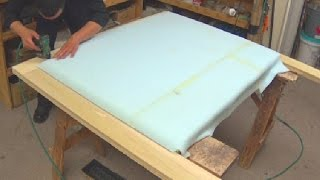 DIY: HOW TO UPHOLSTER A HEADBOARD - ALO Upholstery