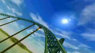 preview picture of video 'RCT3 Island Escape'