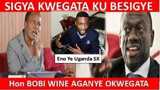Hon Betty Namboze Ne Dr Kiza Besigye Balumbye Hon Bobi Wine Mbu Abegateko  2021