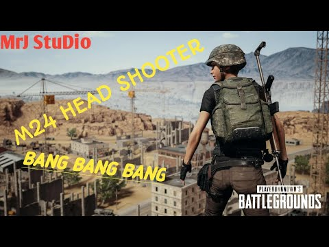 PUBG MOBILE   CHIKEN DINNER   M24 HEAD SHOOTER   WAR STRATEGY TO WIN   PUBG MOBILE MALAYSIA