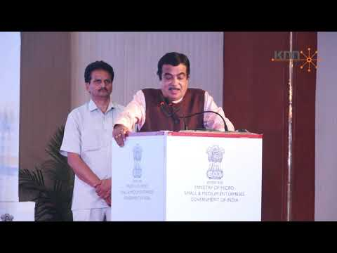 Gadkari proposes creating website to post new ideas to encourage research & innovation in MSMEs