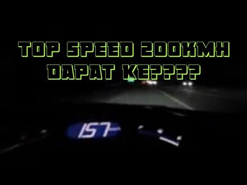CIVIC 2.0 FD   TEST DRIVE   HONDA FD TEST SPEED   DAPAT KE 200kmh   BINI TIDO KITE SPEED LAA 🤣🤣