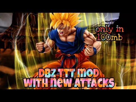 dragon ball tenkaichi tag team mod apk