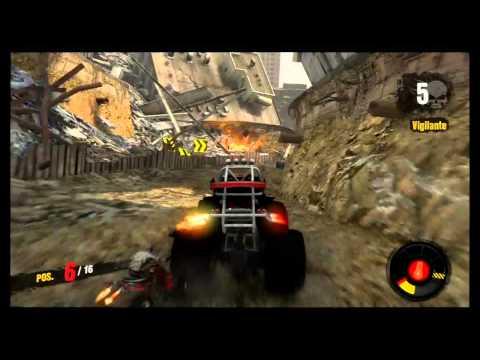 Motorstorm Apocalypse | Review zum Action-Rennspiel | 2160p | German