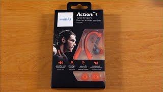 Philips Action Fit SHQ 3200 Наушники Для Спорта
