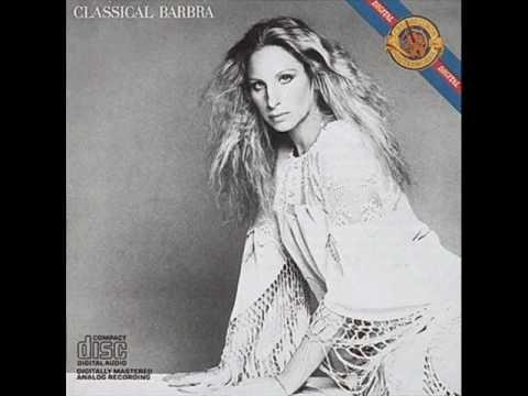 Barbra Streisand - Lascia ch'io pianga