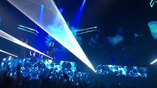 Dimitri Vegas & Like Mike & Armin van Buuren - Repeat After me live Garden of Madness (Tomorrowland)