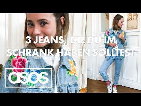 3 Jeans, die du im Schrank haben solltest | Boyfriend, Skinny, Wide Leg | Janas Style-Hacks