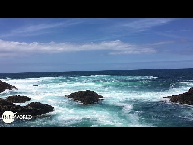 Ausblick an der Punta el Maste