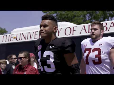 The University of Alabama: Sights and Sounds of A-Day (2018)
