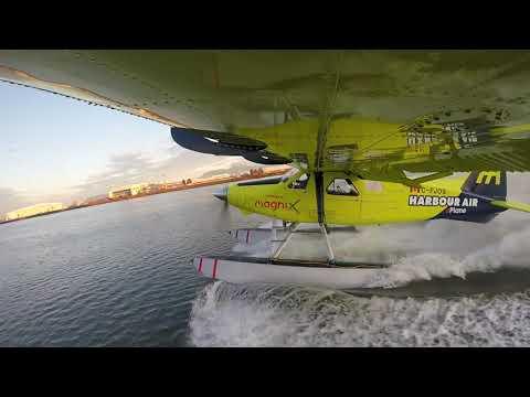 Probni let prvog električnog putničkog aviona