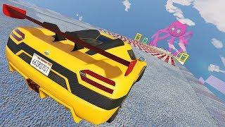 ออคโตปุส!! ปลาหมึกยักษ์ทะเลเดือด!! (GTA 5 Online)