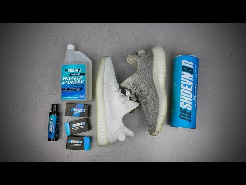 (DON'T BELIEVE THE HYPE ) *100% HONEST REVIEW* RESHOEVN8R FULL CARE! DID IT DESTROY MY SNEAKERS???