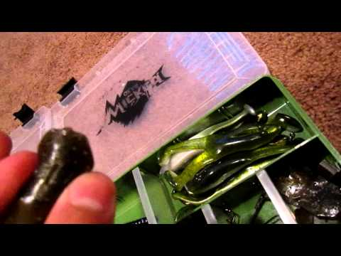 My Bass Tackle Review