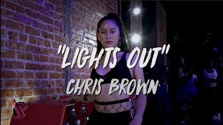 "Chris Brown - ""Lights Out"" 