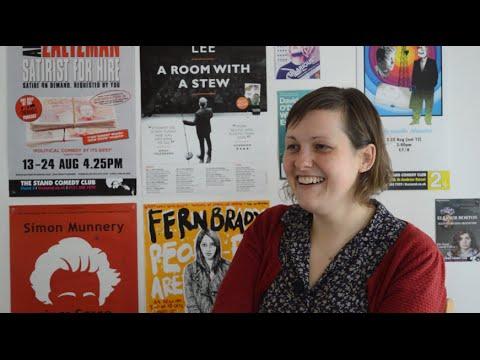 Edinburgh 2016 Interview